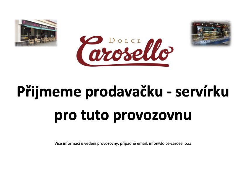 dolce - prodavačka